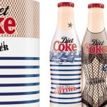 New Diet Coke Bottles by Jean Paul Gaultier