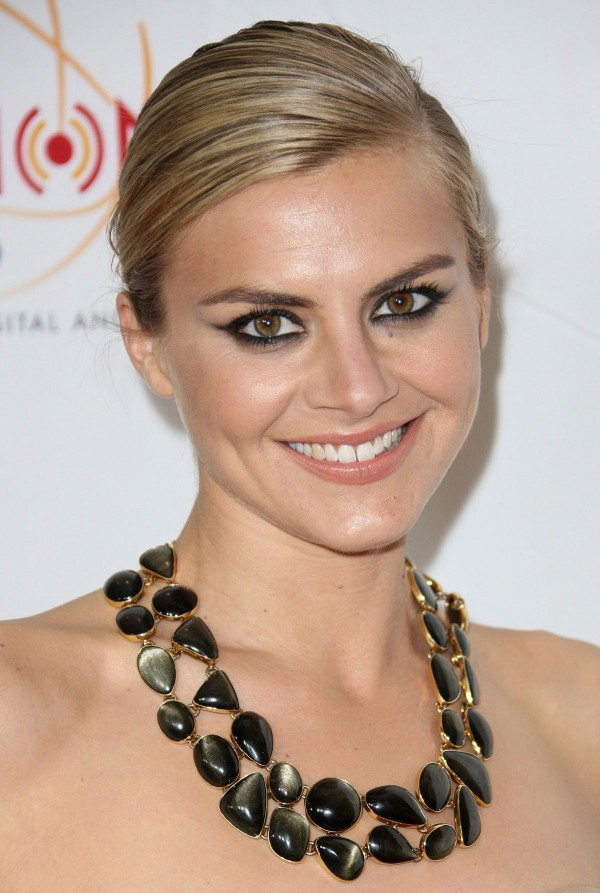 ELIZA COUPE at 33rd Annual College Television Awards in Hollywood