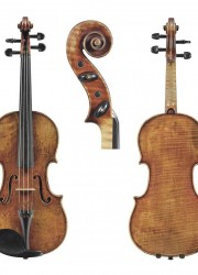French Violin by Nicolas Lupot