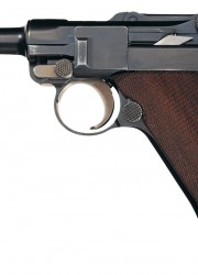 Georg Luger Marked Prototype Baby Luger Semi Automatic Pistol