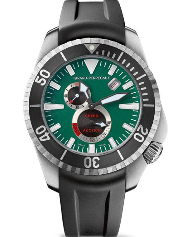 Girard Perregaux Sea Hawk Watch