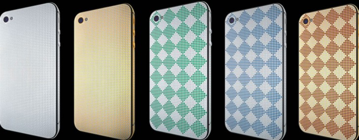 Gold Dreams Luxurious iPhone Collection