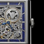 Jaeger-LeCoultre Grande Reverso Ultra Thin SQ Openworked Movement