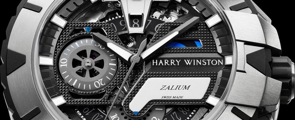 New Harry Winston Ocean Sport Chronograph – Limited Edition