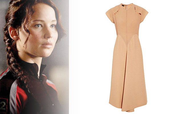 Calvin Klein's $5000 Katniss Dress Inspired by Hunger Games