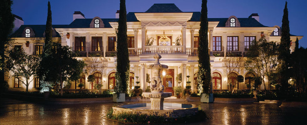 Bel Air Palace – Luxury Le Belvedere Mansion On Sale For $85 Million