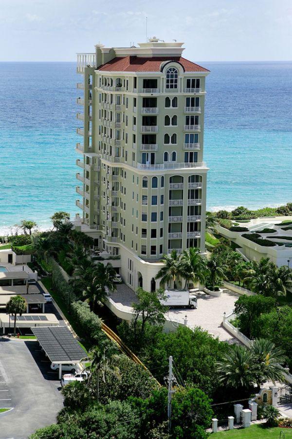 Luxury Oceanfront Condominium on Florida's Singer Island