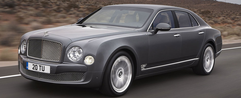 Bentley Showcases New Mulsane Mulliner Driving Specification in New York