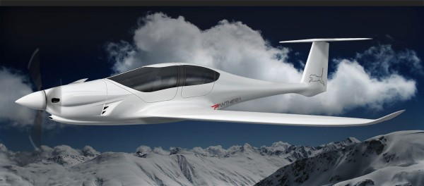Panthera - Four-seater Airplane by Pipistrel