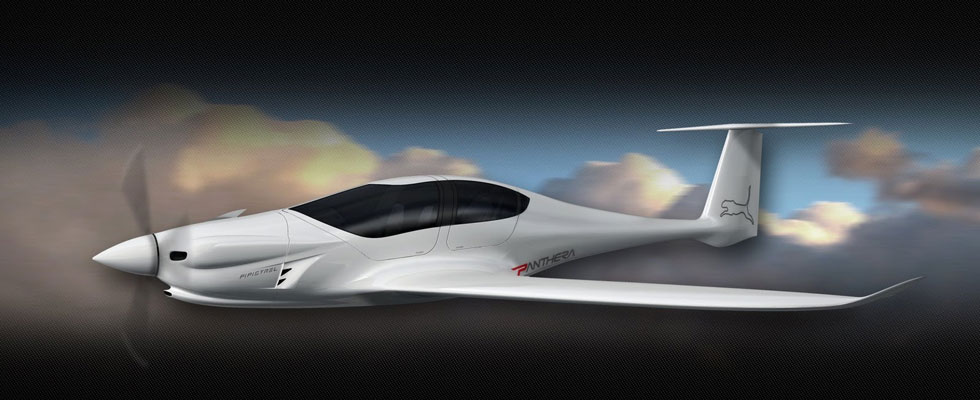 Pipistrel Unveils New Panthera Four-seater Airplane
