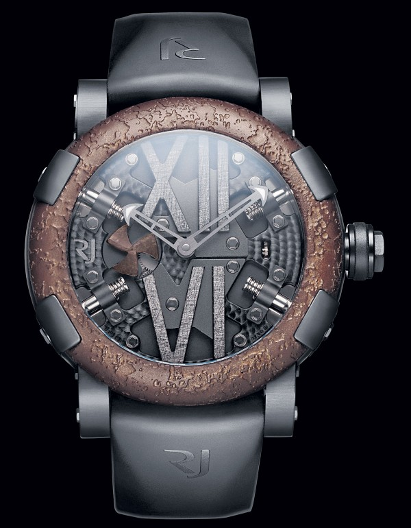 Romain Jerome Steampunk Auto 100th Anniversary