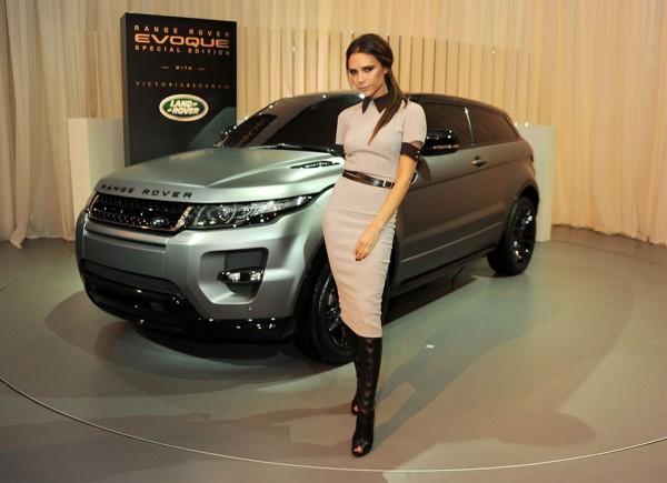 Range Rover Evoque Special Edition by Victoria Beckham