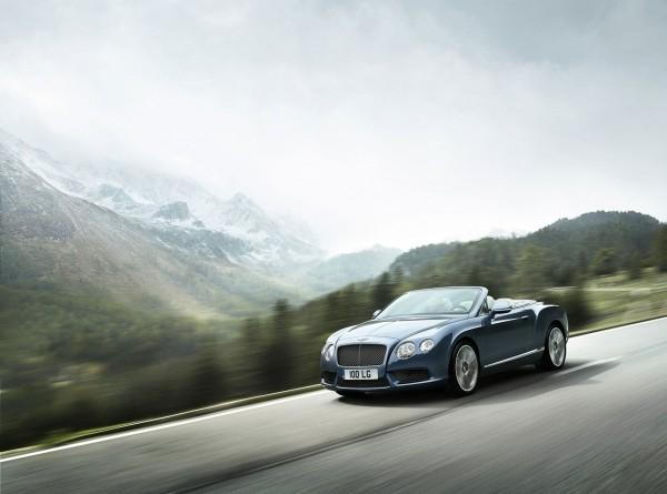 Springtime Bentley Grand Tour from Vienna to Salzburg