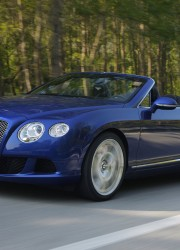 Bentley Continental GTC 6.0 Litre W12