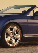 The Bentley Continental GTC 6.0 Litre W12