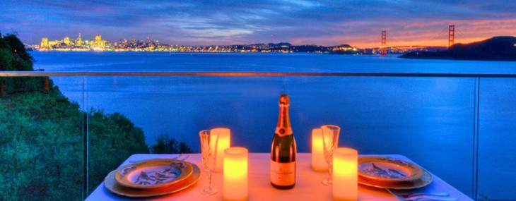 $45 Million Luxury Villa Belvedere with Magnificent View of the San Francisco Bay