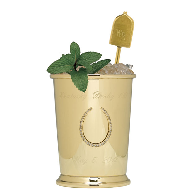 Woodford Reserve $1,000 Mint Julep Prestige Cup for 2012 Kentucky Derby