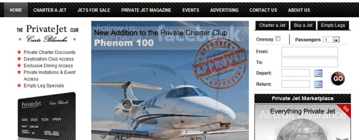 PrivateJet.com Sold For $30,18 Million – Most Expensive Pure Domain Sale