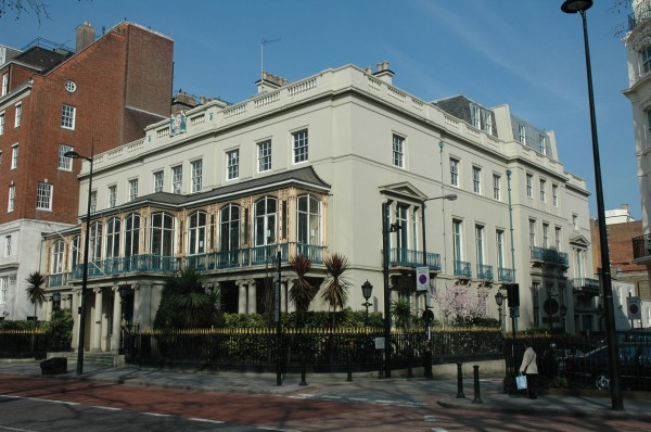 £200 Million Qatar Emir's Luxury Mansion - Dudley House in London