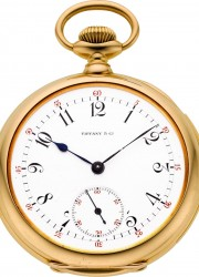 1730 Julien Le Roy Paris gold and enamel quarter hour a Toc repeater