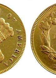 Rare $3 Gold Coin Hidden In an Old Book Could Fetch $4 Million