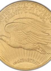 1912 Double Eagle, PR67 NGC