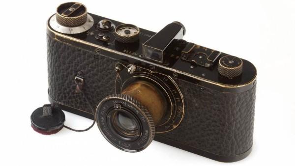 1923 Leica 0-series Camera