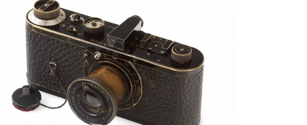 World's Most Expensive Camera Ever Sold – 89-year-old Leica 0-Series