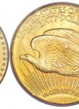 1931 $20 MS66 PCGS Secure. Ex: Duckor/Eliasber
