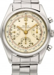 1951 Rolex Ref. 6034 Pre Daytona Anti Magnetic Oyster Chronograph