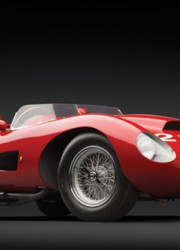 1957 Ferrari 625 TRC Spider