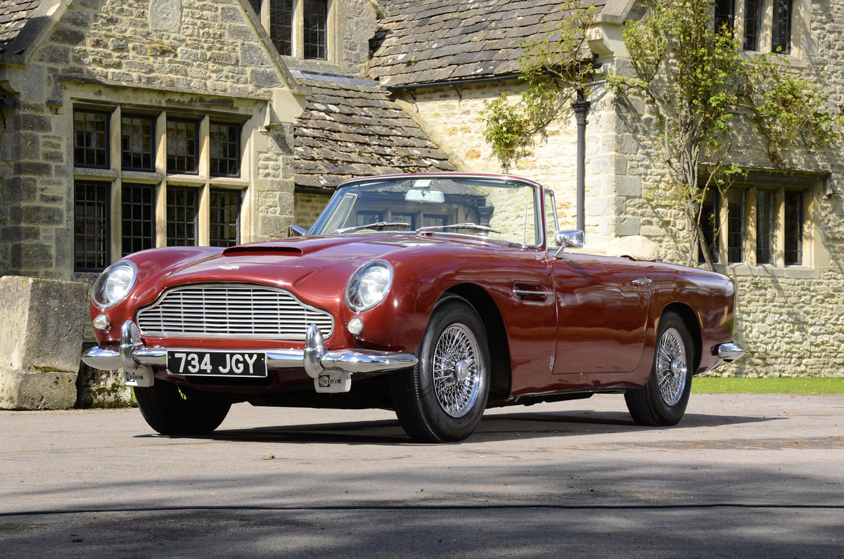 Aston Martin Db4gt Zagato Sanction Ii Coupe Sells For Record 1 9