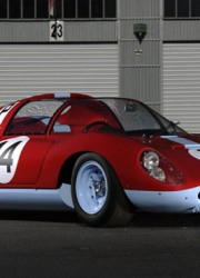 1966 Ferrari 206 S Dino Spyder by Carrozzeria Sports Cars