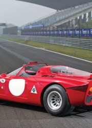 1968 Alfa Romeo T33/2 Daytona