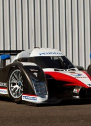 2007 Peugeot 908 V-12 HDi FAP Le Mans Racing Car