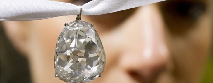 Legendary 35 Carat Beau Sancy Diamond Sells for $9.57 Million