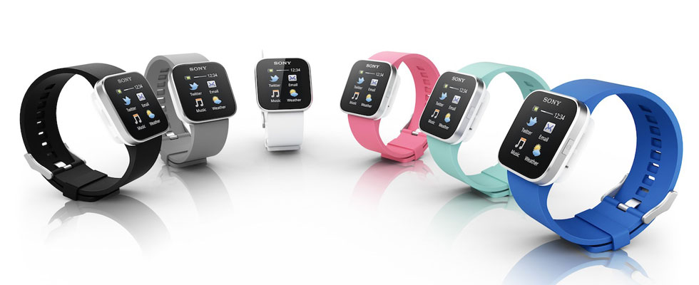 Sony's New SmartWatch – Android-powered Wristwatch