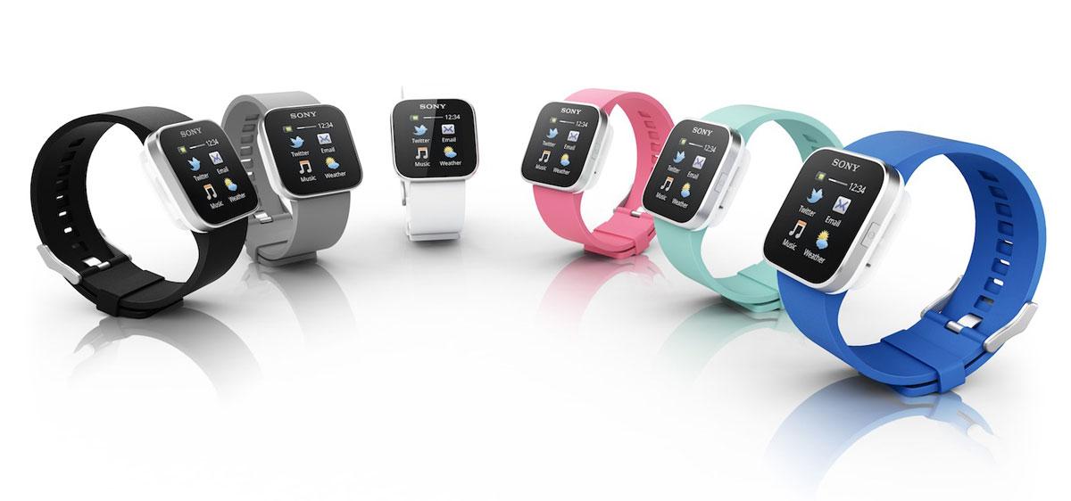 Sony S New Smartwatch Android Powered Wristwatch