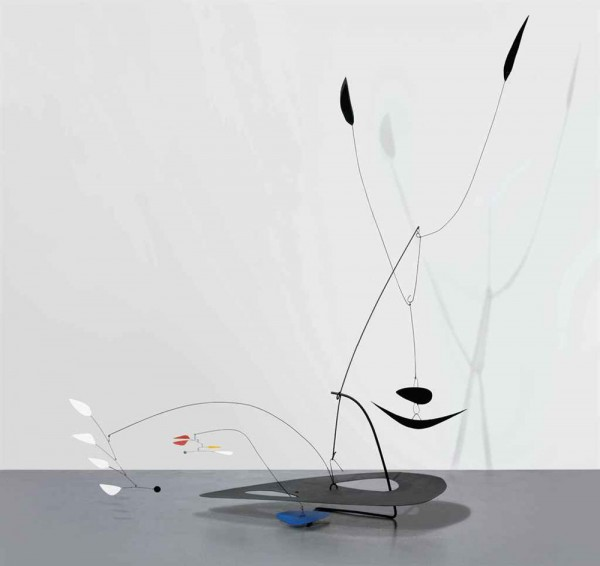 Alexander Calder's Lily of Force