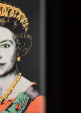Proof Copy of Andy Warhol's Portrait of Queen Elizabeth II for Sale at Bonhams