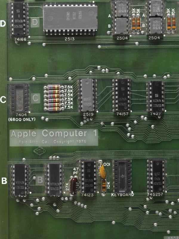 Apple Computer 1