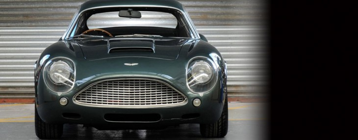 Aston Martin DB4GT Zagato Sanction II Coupé