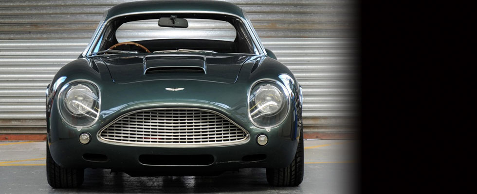 Aston Martin DB4GT Zagato Sanction II Coup Sells for Record $1.9 Million