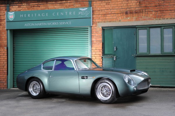 1991 Aston Martin DB4GT Zagato Sanction II Coupe