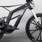 Audi Wörthersee e-Bike Concept Debuted in Austria