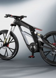 Audi Wrthersee e-Bike Concept