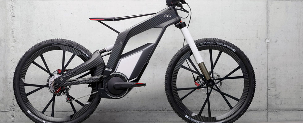 Audi Wrthersee e-Bike Concept Debuted in Austria