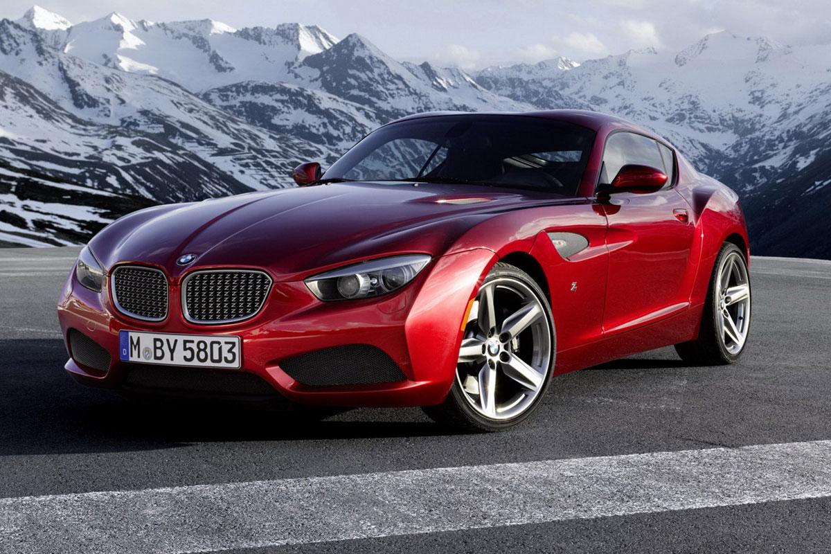 New Stunning Bmw Zagato One Off Coupe Extravaganzi
