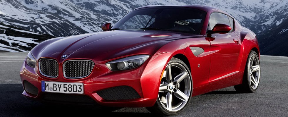 New Stunning BMW Zagato One-off Coupe