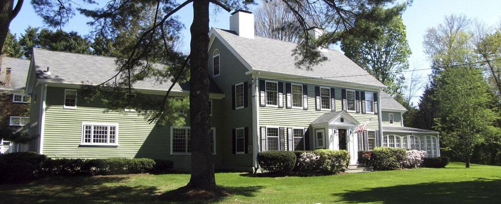 Babe Ruth's Sudbury house